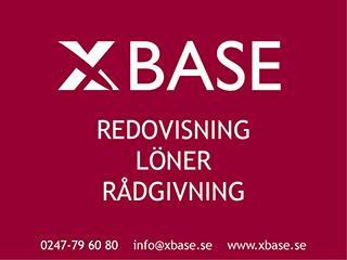Annons för Xbase